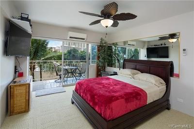Hawaii County, Honolulu County Rental For Rent: 2161 Kalia Road #414