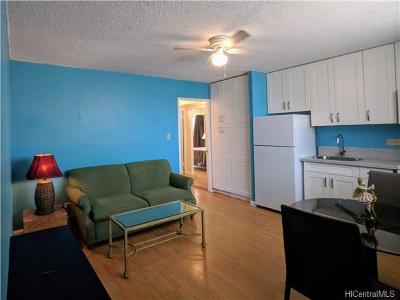 Hawaii County, Honolulu County Rental For Rent: 236 Liliuokalani Avenue #704