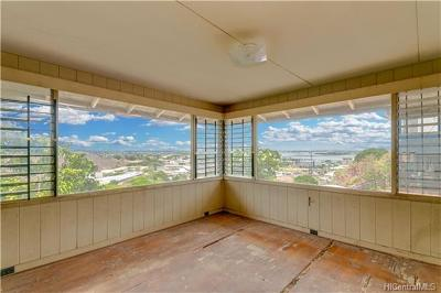 Single Family Home For Sale: 99-561 Aiea Heights Drive