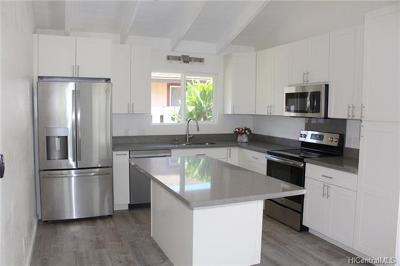 Mililani Single Family Home For Sale: 95-641 Hanile Street