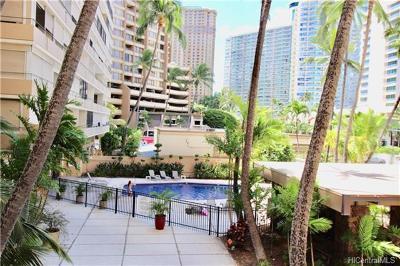 Honolulu Condo/Townhouse For Sale: 1720 Ala Moana Boulevard #A208