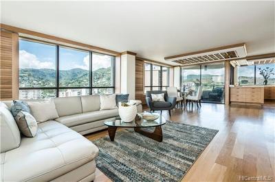 Honolulu HI Condo/Townhouse For Sale: $1,650,000