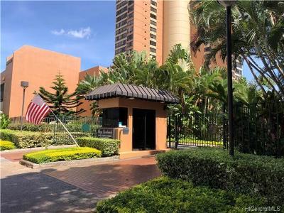Honolulu Condo/Townhouse In Escrow Showing: 5333 Likini Street #2201