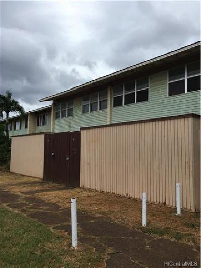 Waianae Rental For Rent: 85-156b Ala Walua Street
