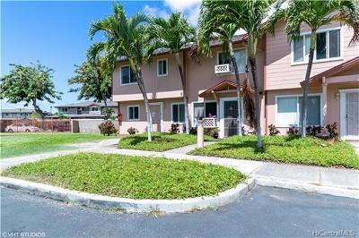 kapolei Condo/Townhouse For Sale: 91-1137 Kamaaha Loop #2A