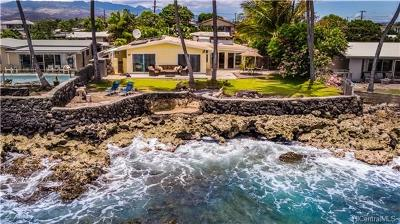 Honolulu County Single Family Home For Sale: 91-529 Pupu Street