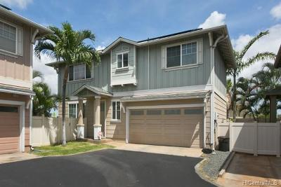 Single Family Home For Sale: 91-2154 Kanela Street #M-113