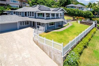Honolulu Single Family Home For Sale: 2320 Ferdinand Avenue