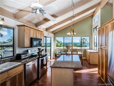 Kaaawa Single Family Home For Sale: 51-018 Lau Place