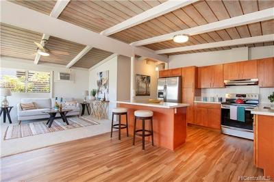 Single Family Home For Sale: 1927 Hoomalolo Street