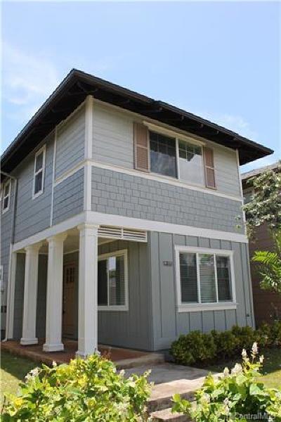 Ewa Beach HI Single Family Home For Sale: $705,000