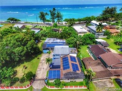 Kaaawa Single Family Home For Sale: 51-269 Kekio Road