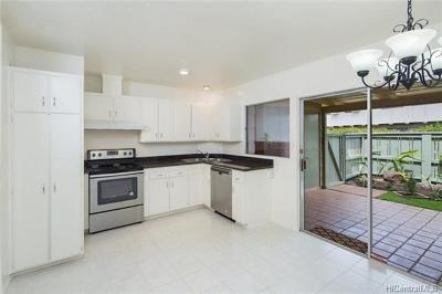 Honolulu County Condo/Townhouse For Sale: 239 Kawaihae Street #112C