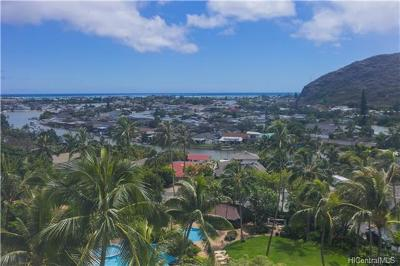 Honolulu Condo/Townhouse For Sale: 511 Hahaione Street #1/10C