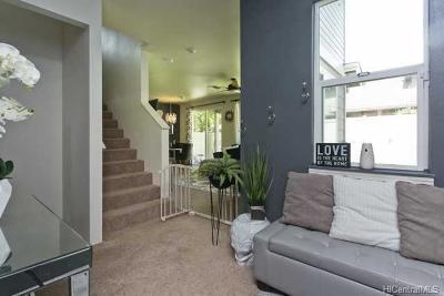 Ewa Beach Single Family Home For Sale: 91-6221 Kapolei Parkway #6