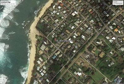 Haleiwa Residential Lots & Land For Sale: 59-036 Holawa Street