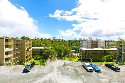 Mililani Condo/Townhouse In Escrow Showing: 95-2057 Waikalani Place #C402