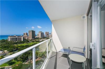Honolulu Condo/Townhouse For Sale: 383 Kalaimoku Street #2012