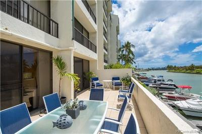 Honolulu County Condo/Townhouse For Sale: 500 Lunalilo Home Road #11J