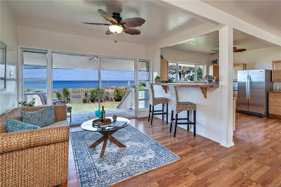 Haleiwa Single Family Home For Sale: 59-668 Kamehameha Highway #Unit 2