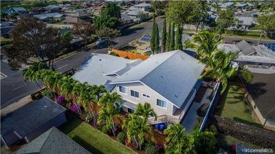 Mililani Single Family Home For Sale: 94-606 Lanikuhana Avenue
