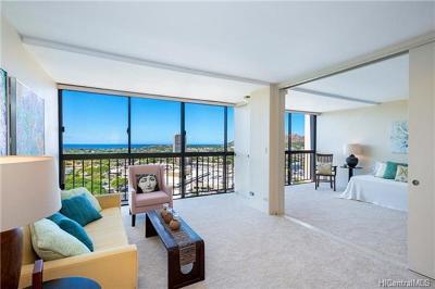 Honolulu Condo/Townhouse For Sale: 4300 Waialae Avenue #A1706