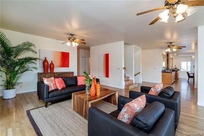 Honolulu HI Single Family Home For Sale: $2,378,000