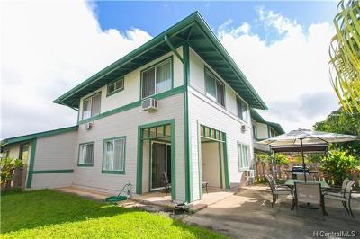Honolulu County Condo/Townhouse For Sale: 95-1015 Kuauli Street #129