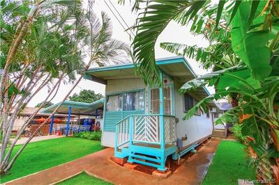 Waipahu Single Family Home For Sale: 94-158 Haaa Street
