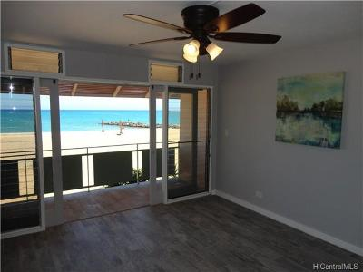 Waianae Condo/Townhouse For Sale: 85-933 Bayview Street #207