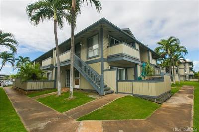 Ewa Beach Condo/Townhouse For Sale: 91-229 Hanapouli Circle #30T