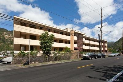 Honolulu Condo/Townhouse For Sale: 2140 10th Avenue #304