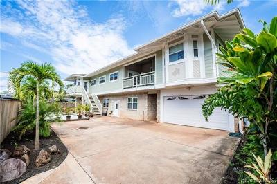 Haleiwa Single Family Home For Sale: 61-274 Kamehameha Highway #D