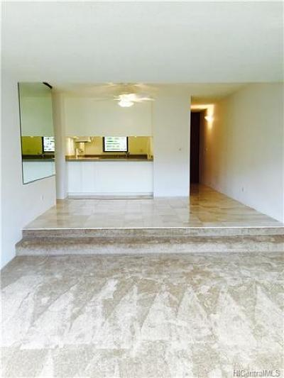 Honolulu County Condo/Townhouse For Sale: 501 Hahaione Street #1/5G