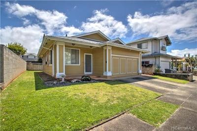 Mililani Single Family Home In Escrow Showing: 95-231 Hoailona Place