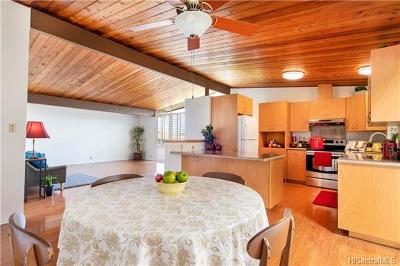 Kaneohe Single Family Home In Escrow Showing: 46-305 Auna Street