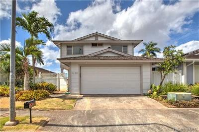Waipahu Single Family Home In Escrow Showing: 94-634 Himeni Place
