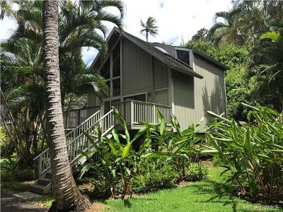 Kaneohe Rental For Rent: 45-180 Mahalani Place #38
