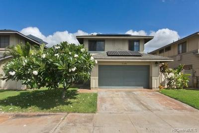 Kapolei Single Family Home For Sale: 91-1088 Papaa Street