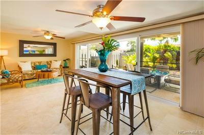 Kailua  Condo/Townhouse In Escrow Showing: 535 Keolu Drive #D