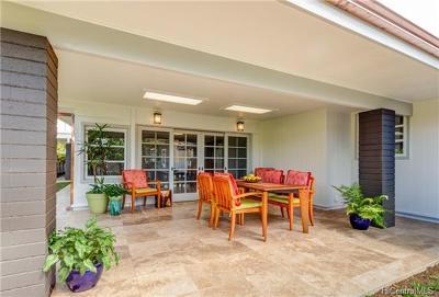 Single Family Home For Sale: 955 Koae Street