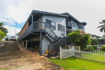 Mililani Single Family Home For Sale: 95-796 Lanipaa Street