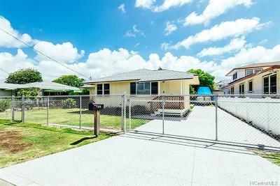 Kailua Single Family Home For Sale: 349 Manae Street