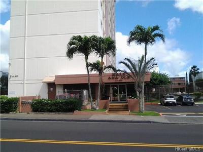 Kaneohe Condo/Townhouse For Sale: 46-255 Kahuhipa Street #A1102