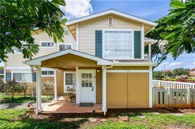Waipahu Condo/Townhouse For Sale: 94-530 Lumiauau Street #D204
