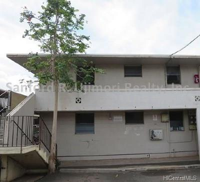 Waipahu Multi Family Home In Escrow Showing: 94-110 Pupunohe Street