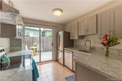 Condo/Townhouse In Escrow Showing: 68-099 Au Street #2