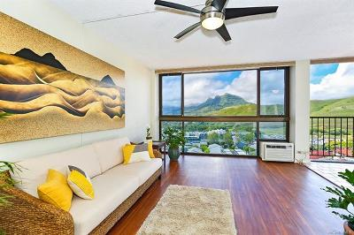 Kailua Condo/Townhouse For Sale: 322 Aoloa Street #1404