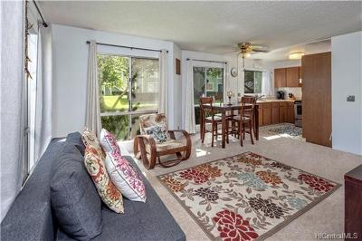 Mililani Condo/Townhouse In Escrow Showing: 94-711 Meheula Parkway #59A