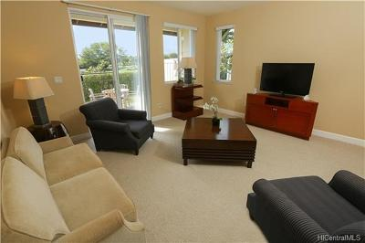 Condo/Townhouse In Escrow Showing: 92-1496 Aliinui Drive #208